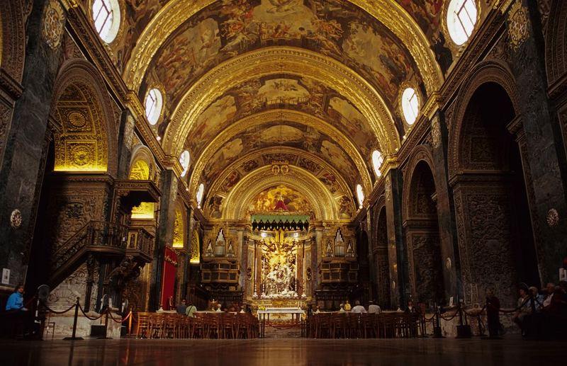 St.John's Co-Kathedrale