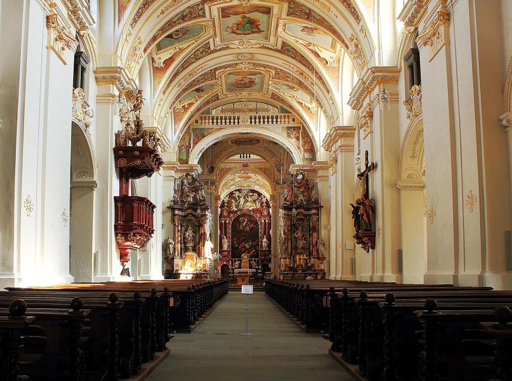 St.Lorenz in Kempten Allgäu