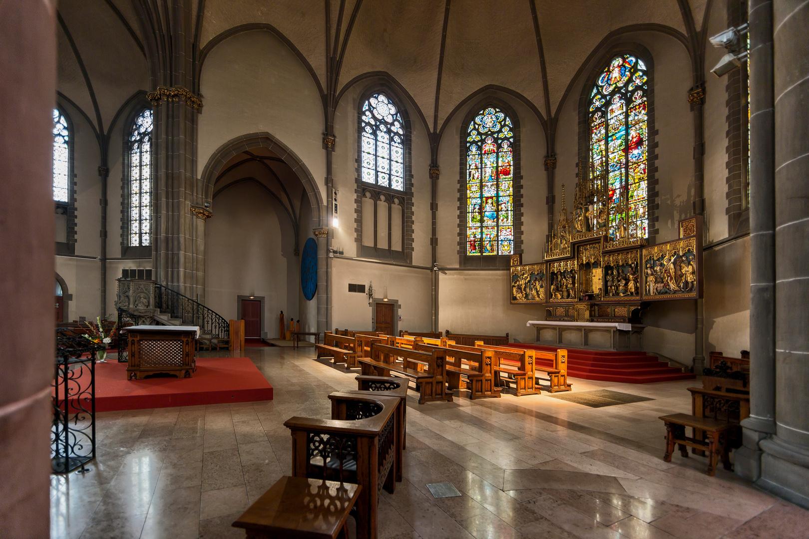 St.Mauritius Straßburg