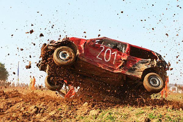 Stock-Car Rennen Allendorf 2008