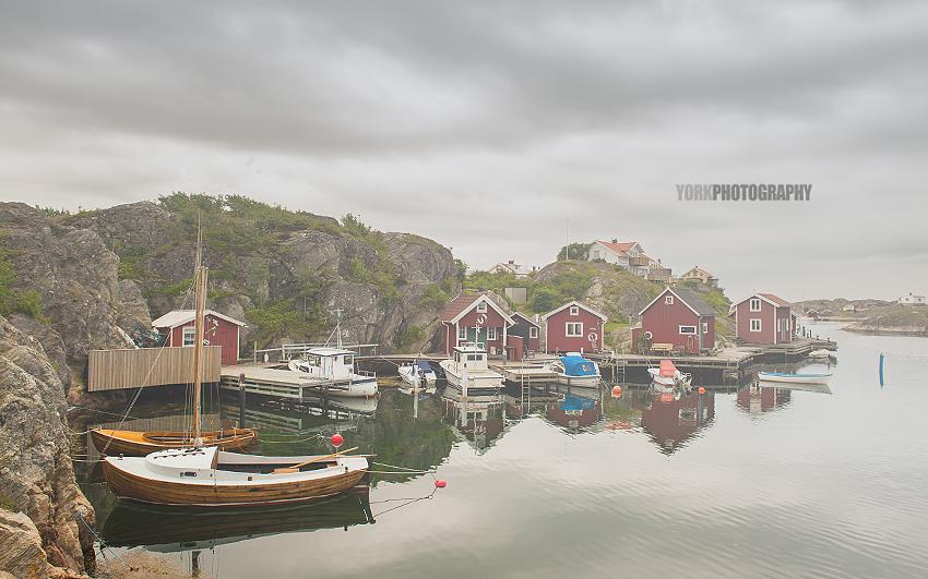 Stocken Orust Schweden