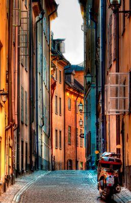 Stockholm / Gamla Stan