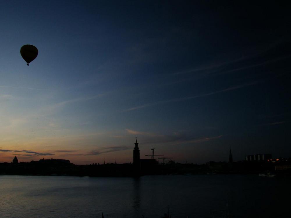 Stockholm in der Luft 2