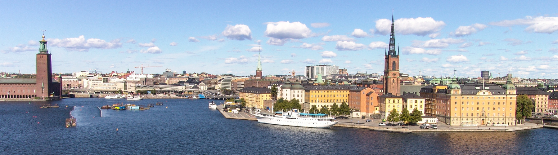 Stockholm-Panorama, 2007