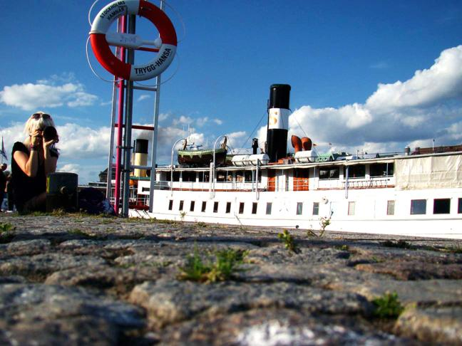 Stockholm Sea