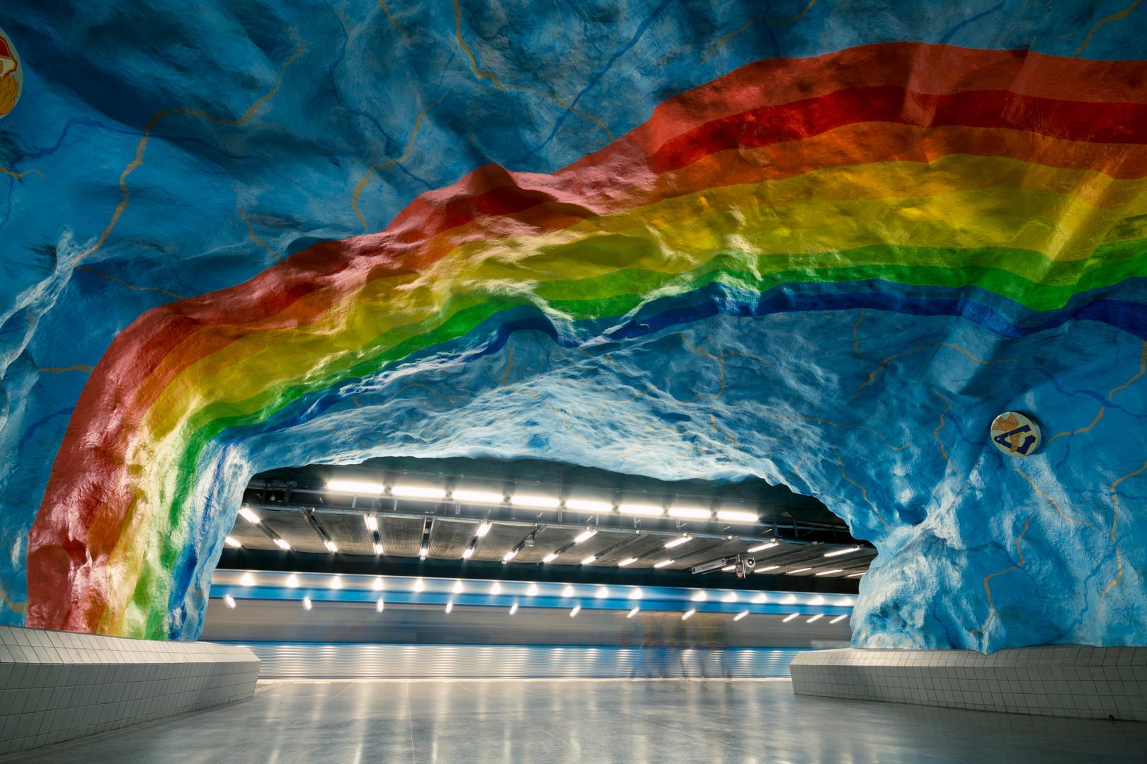 Stockholm U-Regenbogen