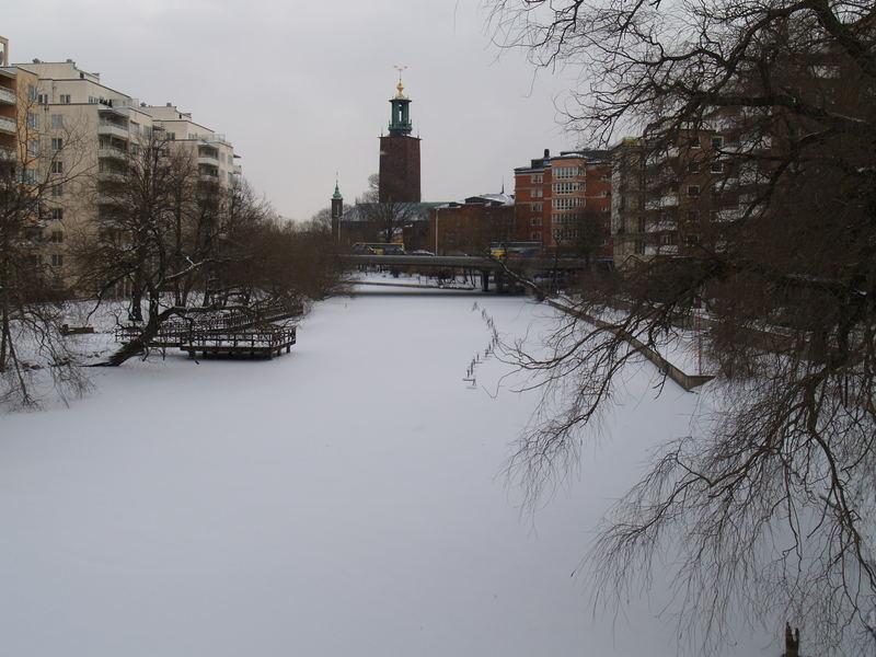 Stockholm winter 2