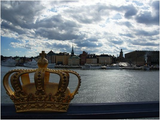 Stockholmer Altstadt