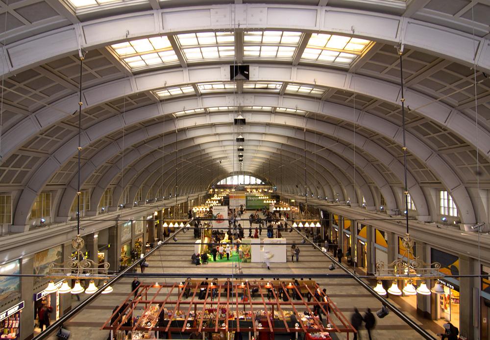 """Stockholms """"Central-stationen"""""""
