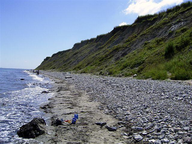 Stohler Steilküste