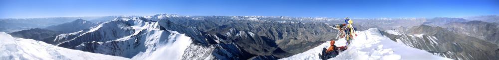 Stok Kangri, Ladakh, India, 6137 m