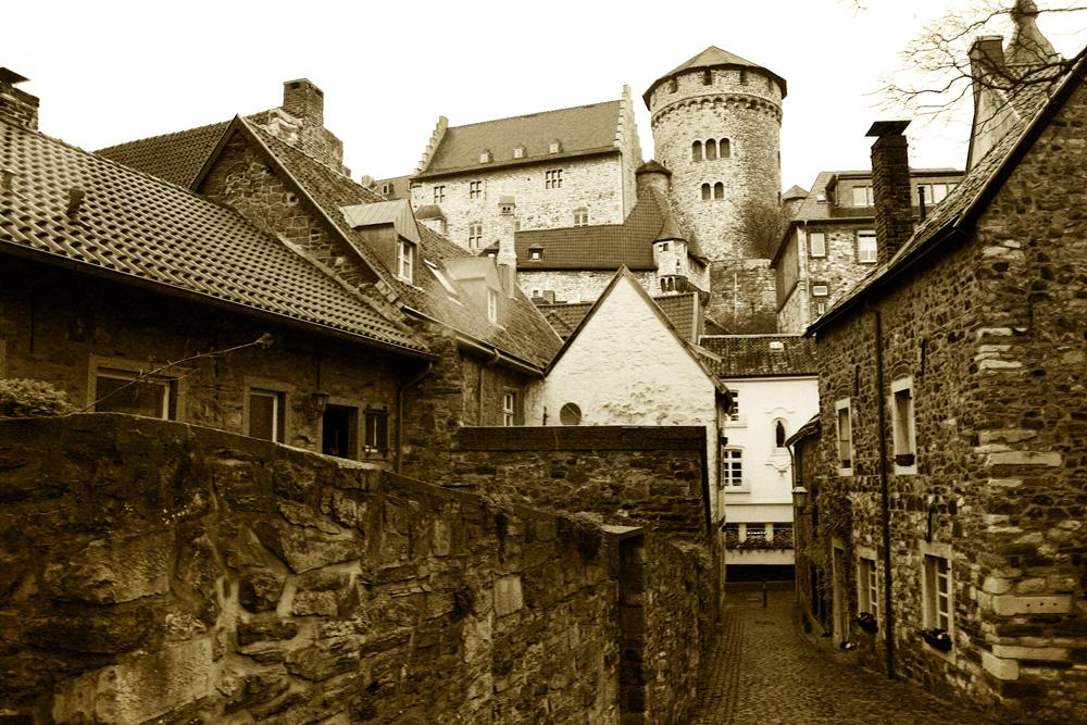 Stolberg,Burg