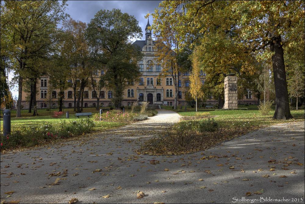 Stollberg im Herbst # 2