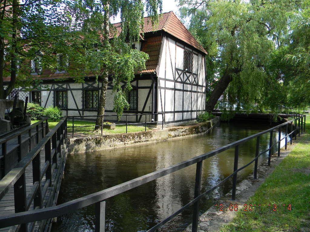 Stolp in Pommern. Polen