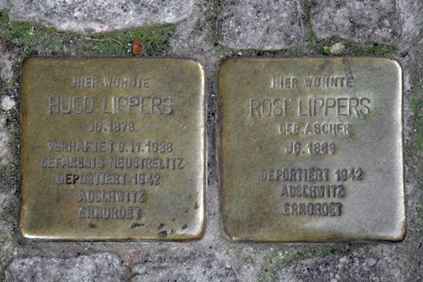 Stolpersteine in Schwerin