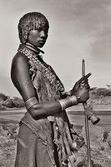 Äthiopien - analog