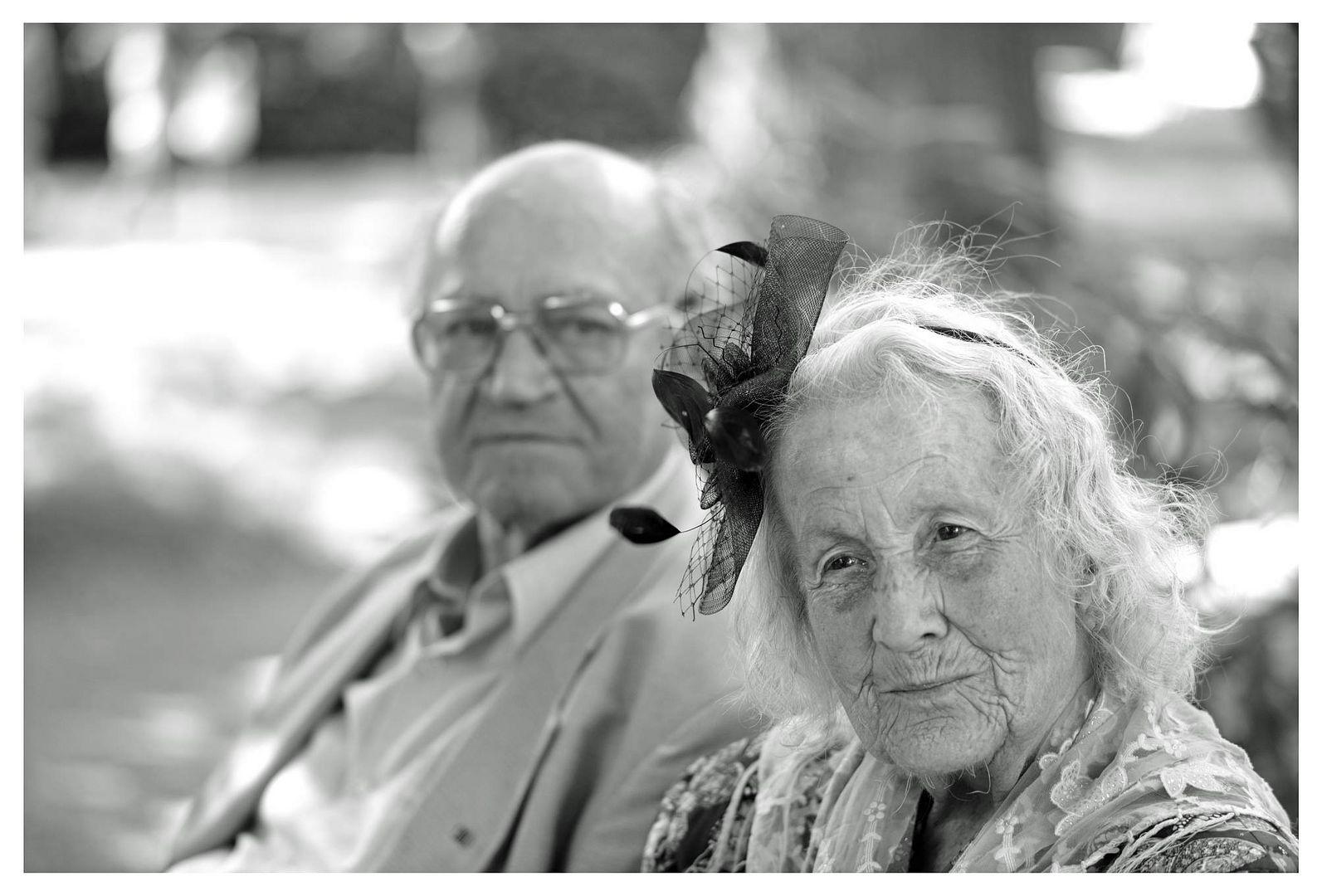 Stolz im Alter