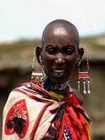 Stolze Masai