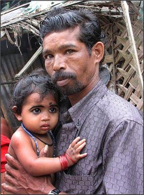 Stolzer Vater