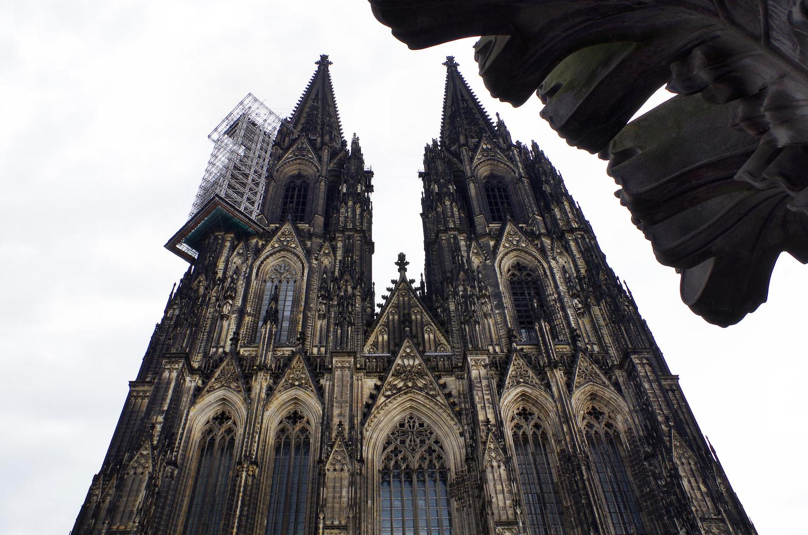 Stolzragende oder Kölns attraktivstes Model