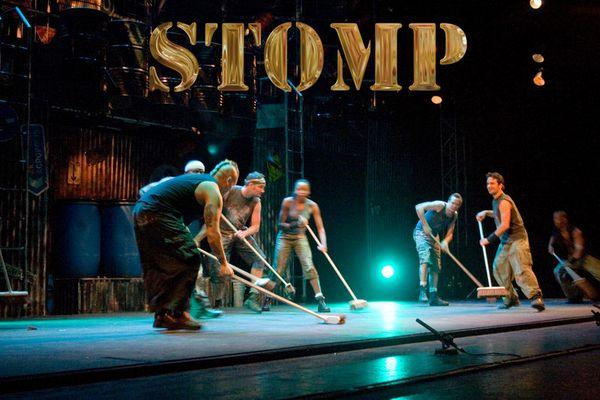 STOMP - Rhythmus der Theater macht