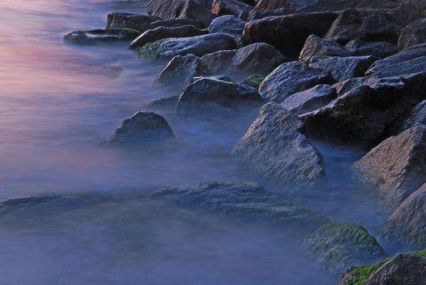 Stone-washed
