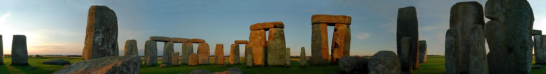 Stonehenge 360°