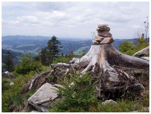 Stonehenge im Schwarzwald