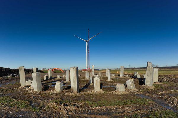 Stonehenge in Dithmarschen