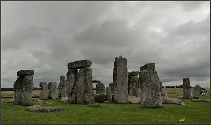Stonehenge in Südengland 2