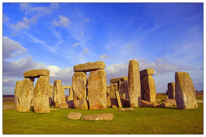 Stonehenge (Velvia)