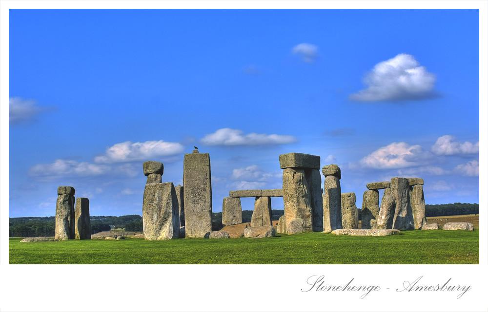 Stonehenge - Wiltshire