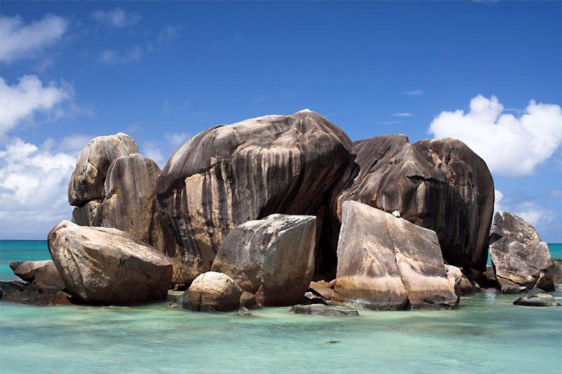Stones of Praslin