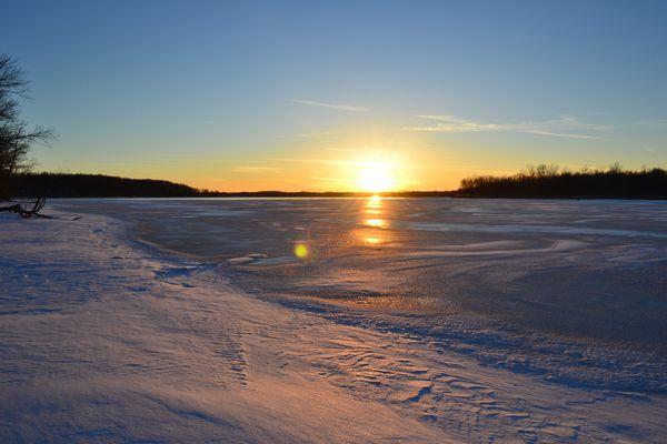 Stony Creek Sunset