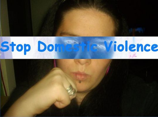 Stop Domestic Violence !!!
