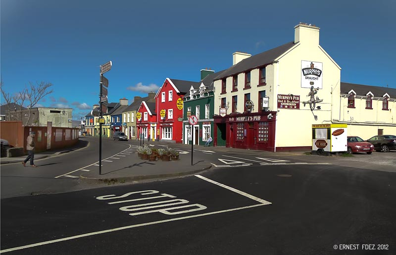 STOP IN DINGLE