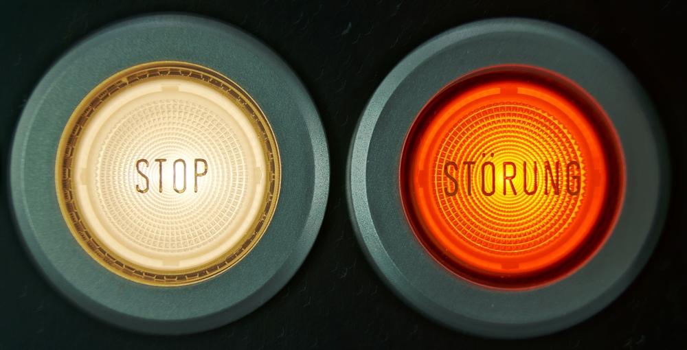 Stop Störung