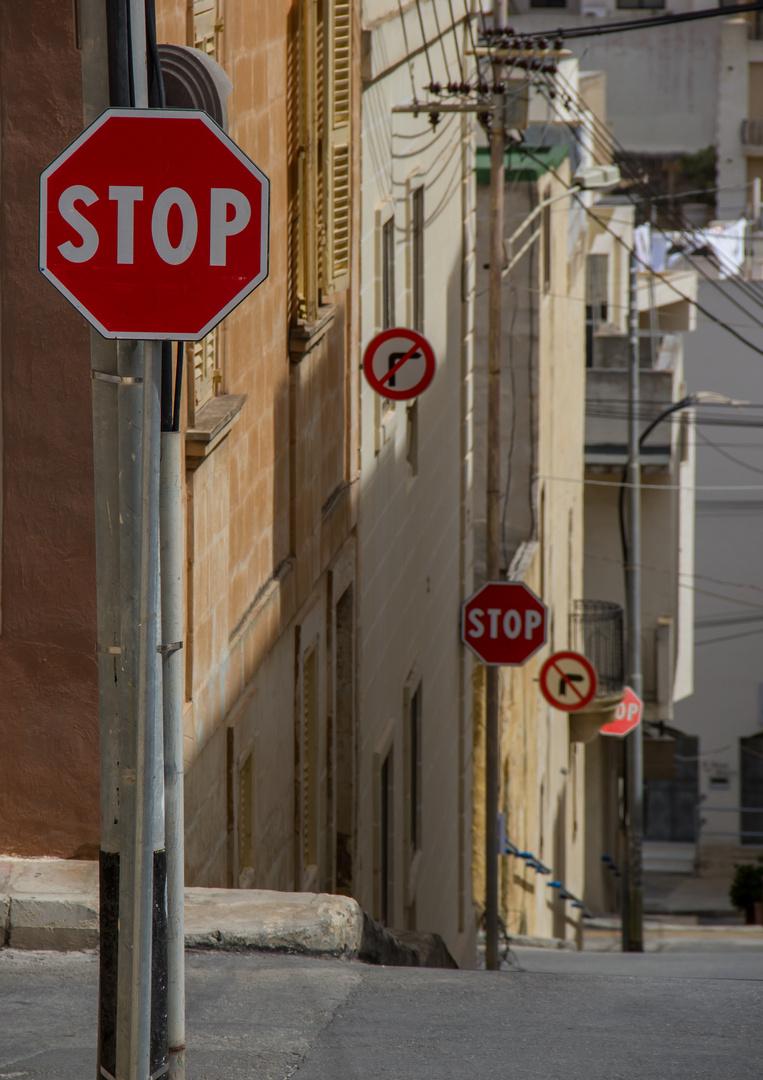 STOP - STOP - STOP