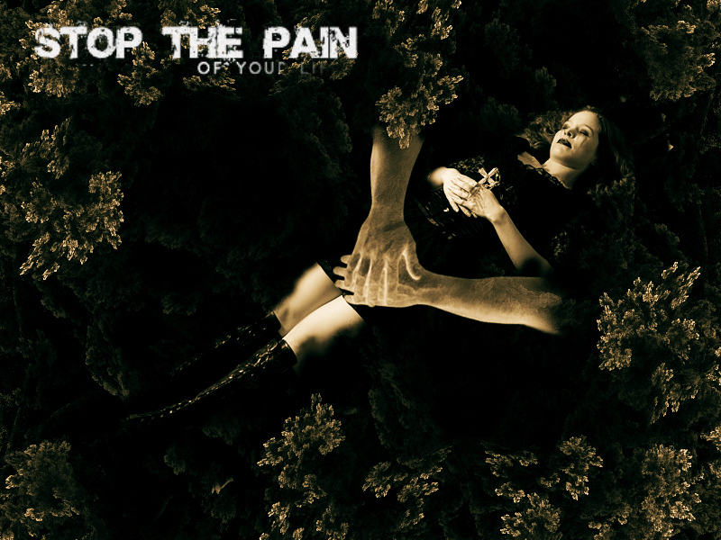 Stop the pain of your life
