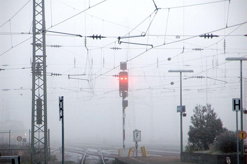 Stopp - Nebel