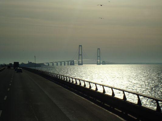 Storebæltsbroen Brücke