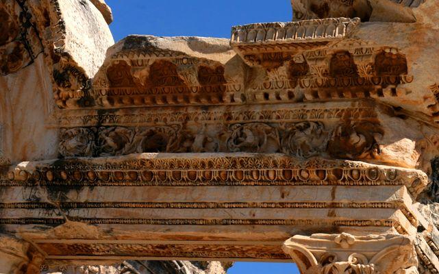 Storie di Pietra ad Efeso - Turchia da ( catturando ricordi)