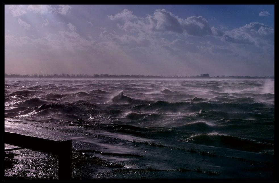 ...stormy day...