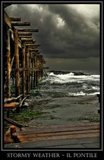 Stormy Weather - Il Pontile