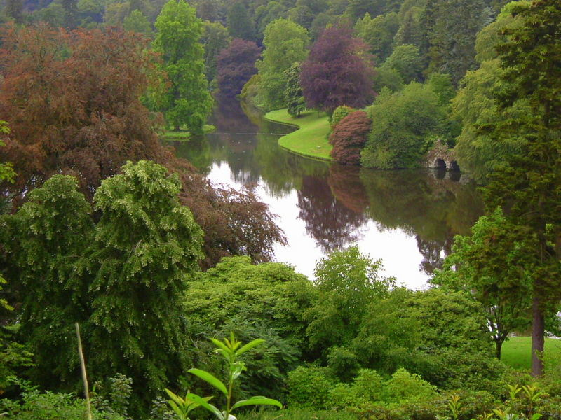 Stourhead Somerset