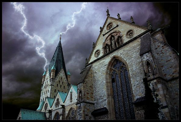St.Paderborn Cathedral :2: