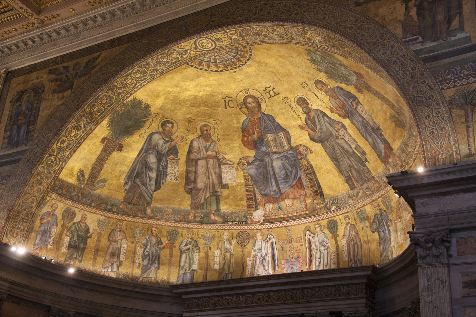 St.Paul vor der Mauer 2