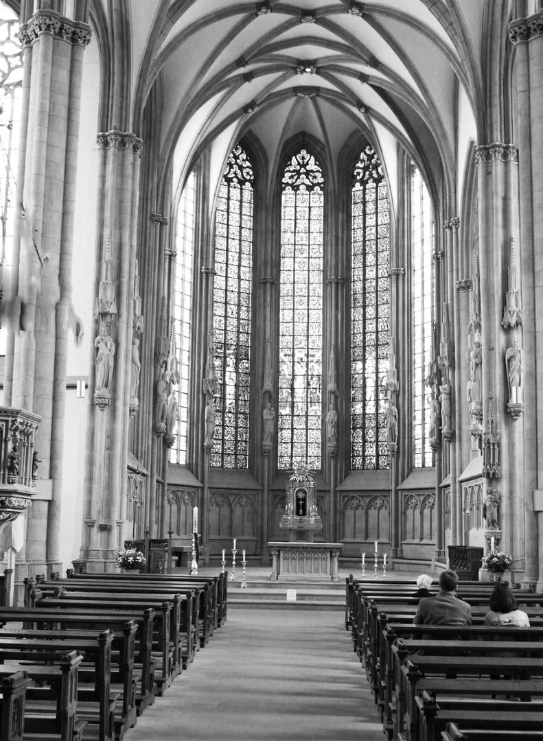 St.Paulus Dom Münster Sommer 2010