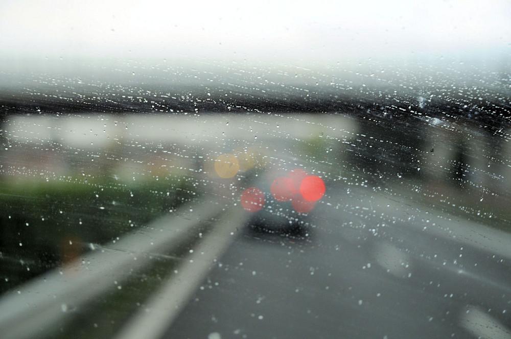 strade bagnate