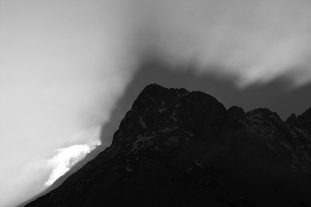 strahlendes Karwendel